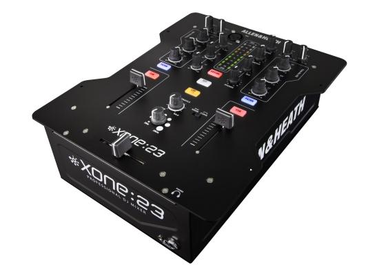 Allen & Heath Allen&Heath XONE 23 DJ Mixer, schwarz
