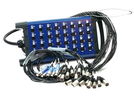 Klotz Audio Klotz TrueLink EC TL2U248X30 Multicore mit Stagebox, 30m