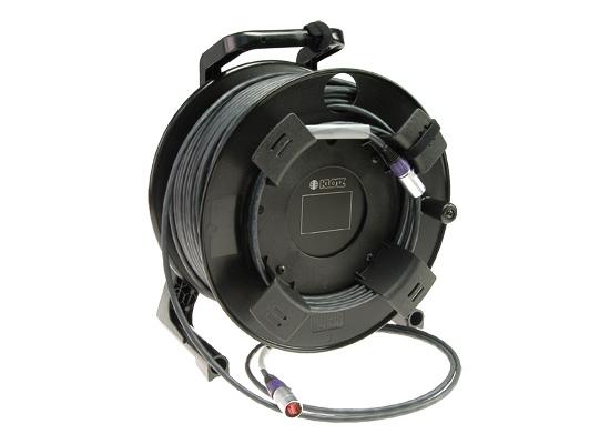 Klotz Audio Klotz RamCAT5 Mobil RCBEEW100 Netzwerk Kabeltrommel 100m