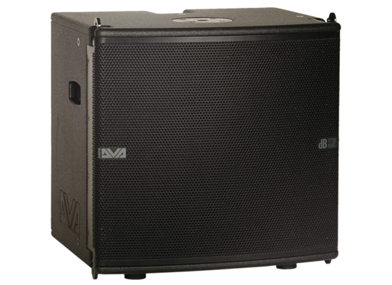 DB Technologies DVA MS12 Active Line Array Subwoofer
