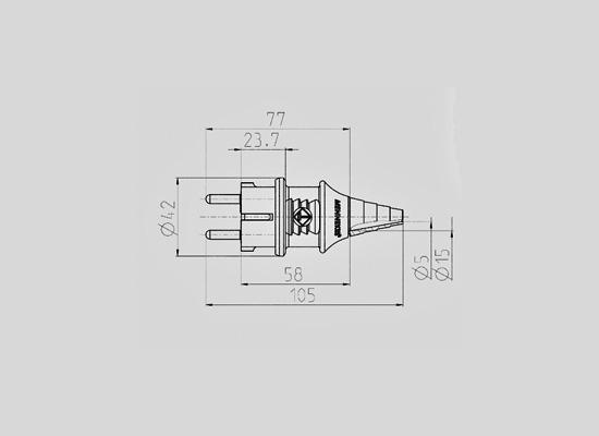 Mennekes 10754 schuko plug online at low prices at huss light sound mennekes 10754 schuko plug 2 cheapraybanclubmaster Choice Image