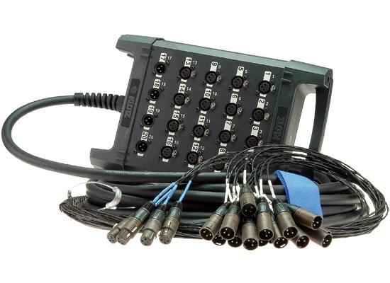 Klotz Audio Klotz TrueLink EC TL2U164X15 Multicore mit Stagebox, 15m