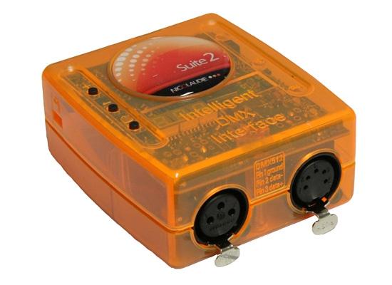 Sunlite Suite 2 First Class USB-DMX Interface At Huss Light & Sound