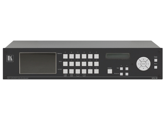 Kramer Germany Kramer MV-6 3G HD-SDI Multiviewer