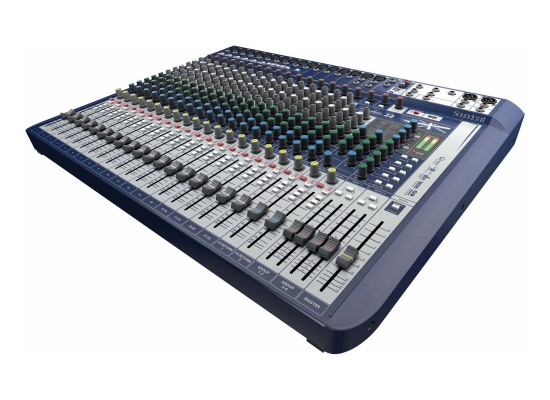 Soundcraft Signature 22 Mischpult
