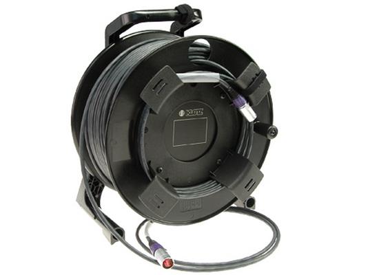 Klotz Audio Klotz RamCAT5 Mobil RCBEEW075 Netzwerk Kabeltrommel 75m
