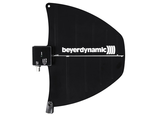 beyerdynamic wa atda directional antenna active passive. Black Bedroom Furniture Sets. Home Design Ideas