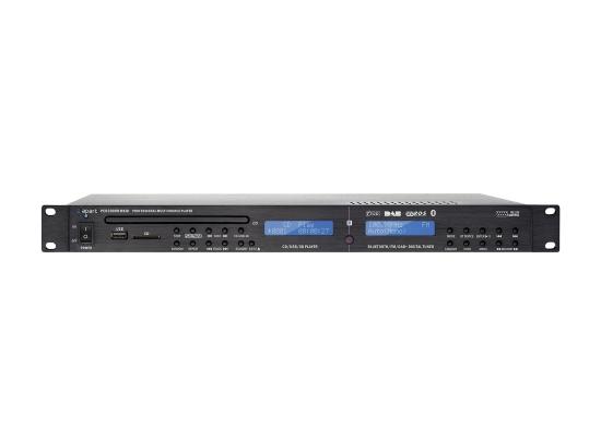 Apart Audio PCR 3000R MKIII DAB/RDS-FM Tuner / CD/MP3 Player