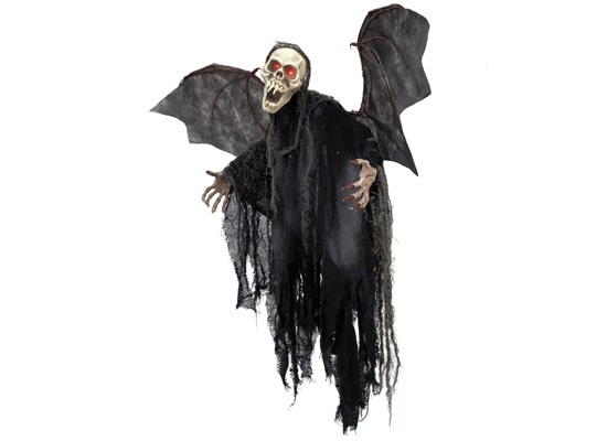 Europalms Halloween Figur Bat Ghost
