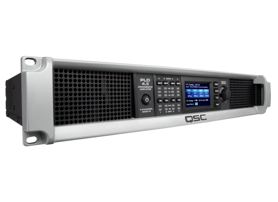 QSC Audio QSC PLD 4.3 Digital-Endstufe