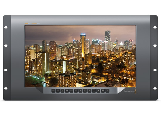 Blackmagic Design SmartView 4K 2Ultra-HD-Broadcastmonitor