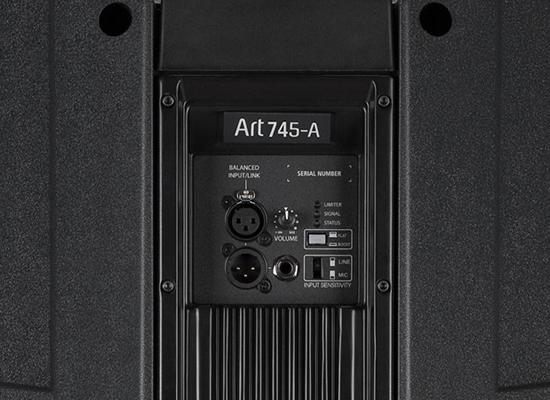 RCF ART 745-A Active Speaker digital At Huss Light & Sound