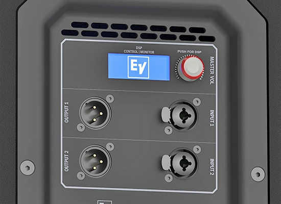 electro voice ekx 18sp eu active subwoofer online at low prices at huss light sound. Black Bedroom Furniture Sets. Home Design Ideas