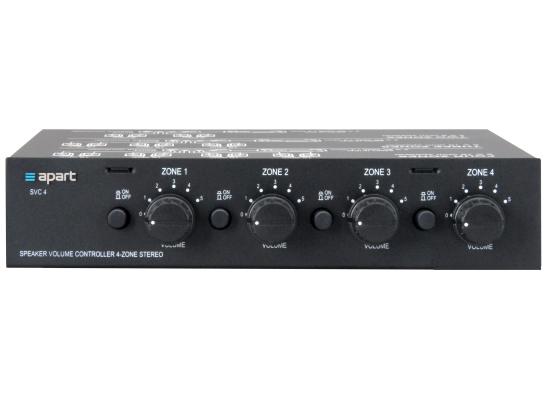 Apart Audio SVC4 Stereo Lautstärkeregler