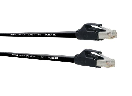 Cordial Cable Cordial CSE 2.5 HH 7 CAT7-Netzwerkkabel, 2.5m