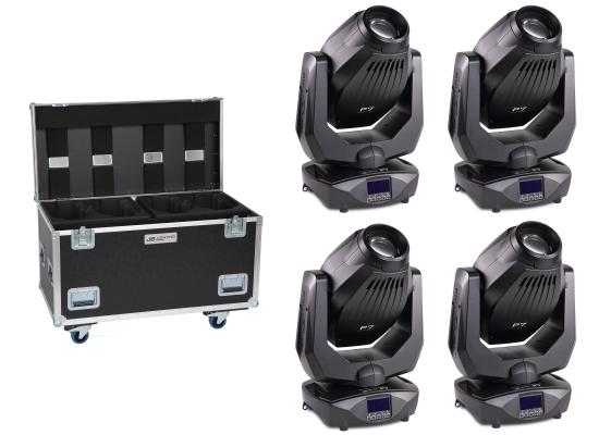 jb lighting varyscan p7 cmy moving head spot 4 set bei. Black Bedroom Furniture Sets. Home Design Ideas
