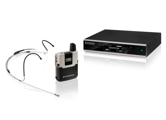 Sennheiser SL DW-3 R Digital-Funksystem, Headset