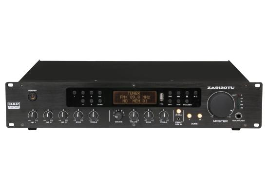 DAP Audio ZA-9120TU ELA Endstufe / USB Player / Tuner