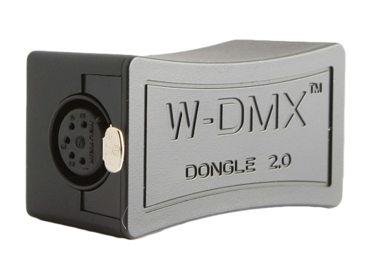 Wireless Solution MK2 W-DMX USB Dongle