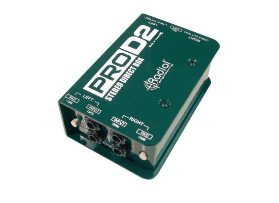Radial PRO D2 Passiv DI-Box