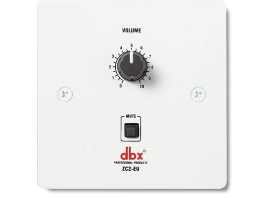 DBX ZC-2 Remote Volume Control Online At Low Prices At Huss Light ...