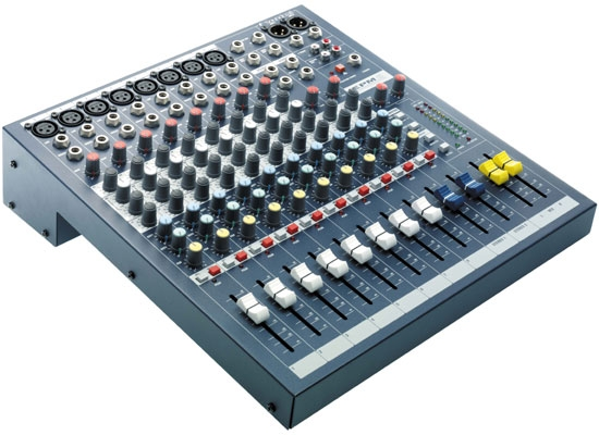 Soundcraft EPM 8 Mixer