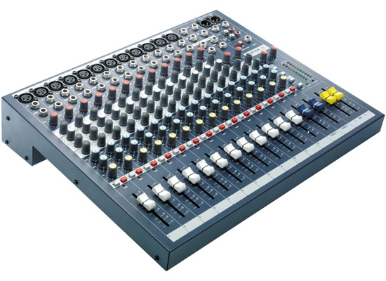 Soundcraft EPM 12 Mixer
