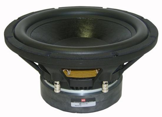BMS Speakers BMS 12 S 330 L Lautsprecher-Chassis