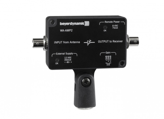 Beyerdynamic WA-AMP2 Breitband-Antennenverstärker