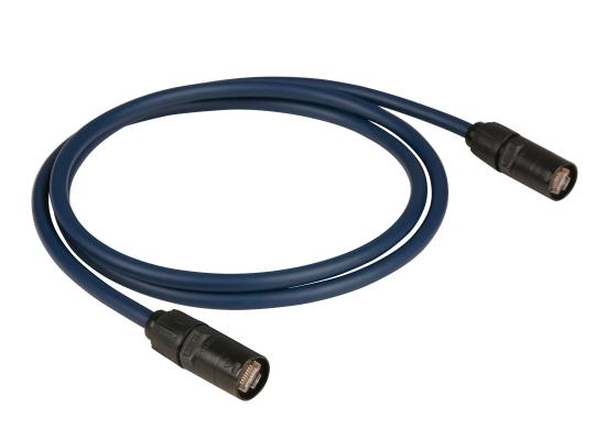 DAP Audio FL58150 CAT6E-Netzwerkkabel blau 1.5m