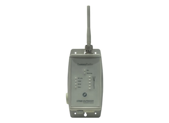 LumenRadio CRMX Slim RX RDM/DMX Wireless Empfänger