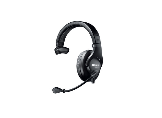 Shure BRH441M-LC einseitiges Broadcast Headset