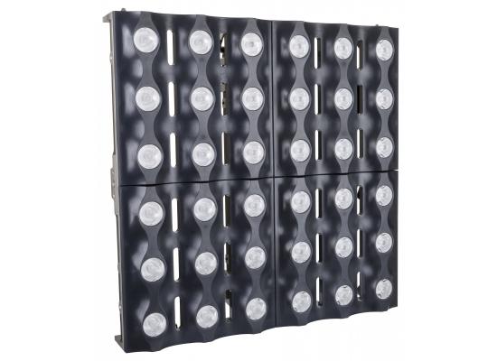 Briteq BT-GLOWPANEL Indoor Effekt Panel, schwarz