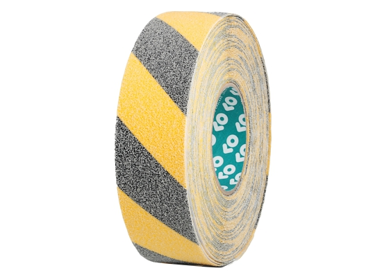 Advance Tapes AT 2000 Anti-Rutsch Klebeband, schwarz/gelb