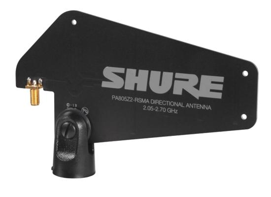 Shure PA805Z2-RSMA UHF Richtantenne