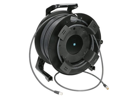 Klotz Audio Klotz VHLS1-NS UHD HD-SDI Kabeltrommel, 50m, schwarz