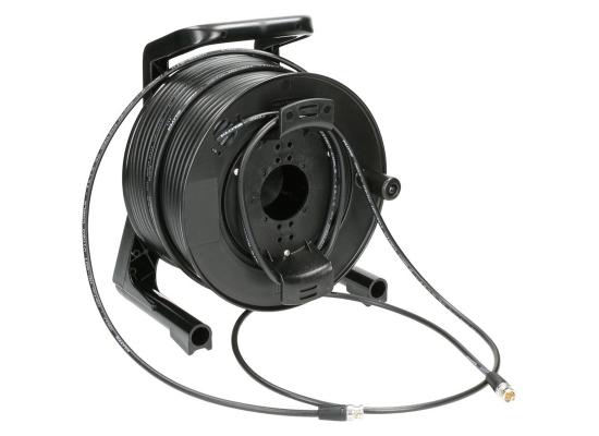 Klotz Audio Klotz VH8L1NT050 UHD HD-SDI Kabeltrommel, 50m, schwarz