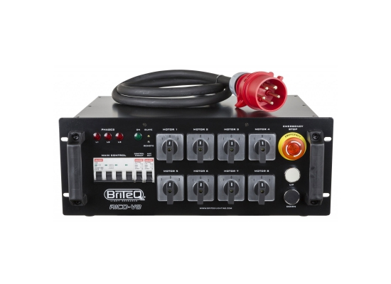 Briteq RICO-V8 Motorcontroller, 8-Kanal