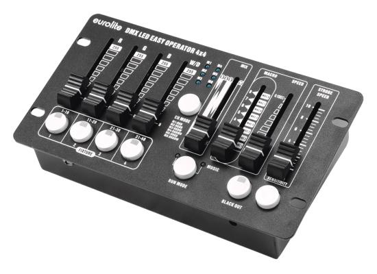 Eurolite DMX LED EASY Operator 4x4 LED-Controller