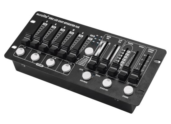 Eurolite DMX LED EASY Operator 4x6 LED-Controller
