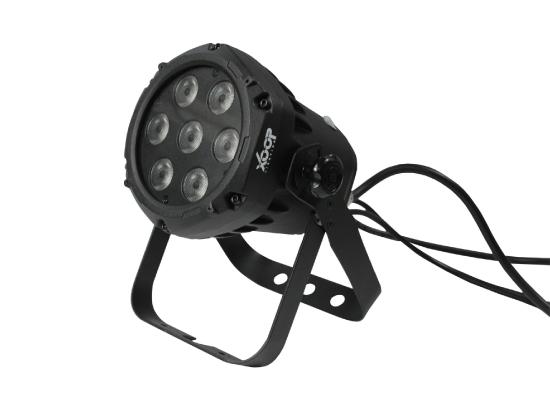 XOOP P70 LED Outdoor PAR, SCHWARZ