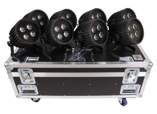 Astera AX7 SpotLite Wireless Outdoor LED Spot Tourpack 8 SET