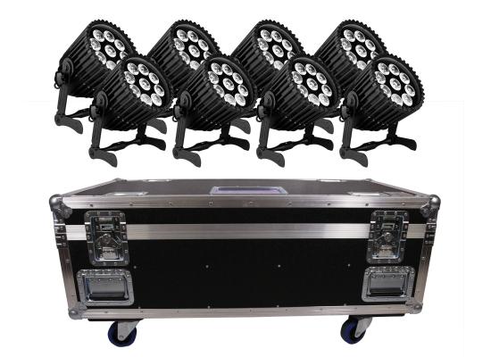 Astera AX10 SpotMax Wireless Outdoor LED Spot Tourpack