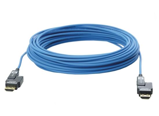 Kramer Germany Kramer CLS-AOCH/XL-50 HDMI Glasfaser Kabel, blau, 15m