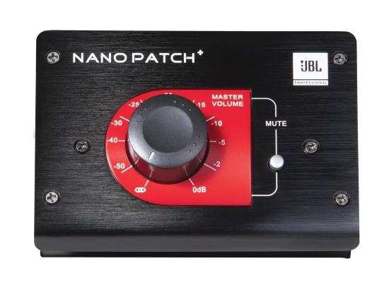 JBL Nano Patch+ Lautstärkeregler