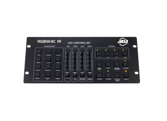 American DJ RGBW 4C IR DMX-Controller