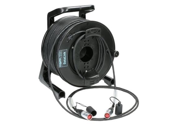 Klotz Audio Klotz RamCAT5e CP5EE1YW Netzwerk Kabeltrommel, 50m