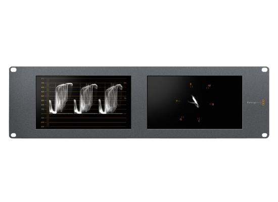 Blackmagic Design SmartScope Duo 4K2 SDI-Broadcastmonitor
