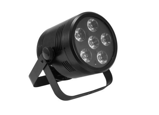 Eurolite LED PAR 6 QCL Akku Scheinwerfer