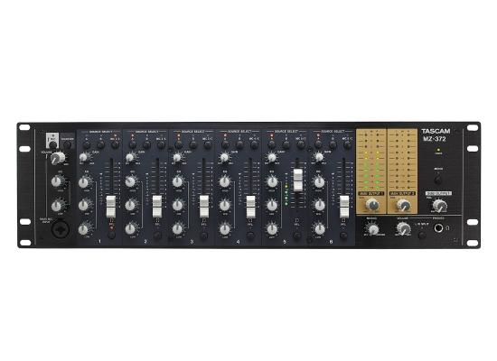 Tascam MZ-372 Installationsmixer